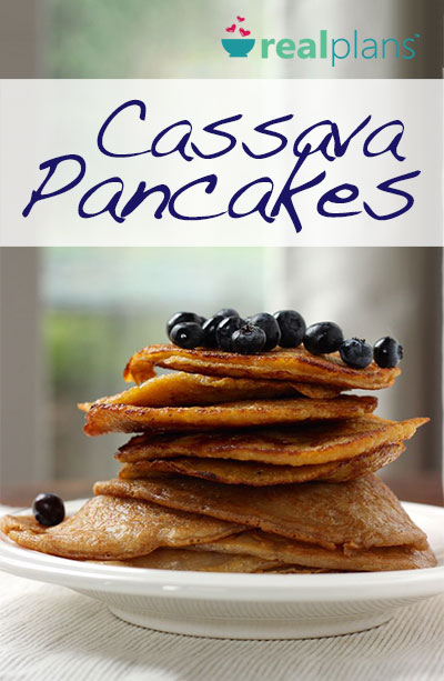 Cassava Pancakes