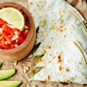 Avocado Quesadillas Recipe | Real Plans