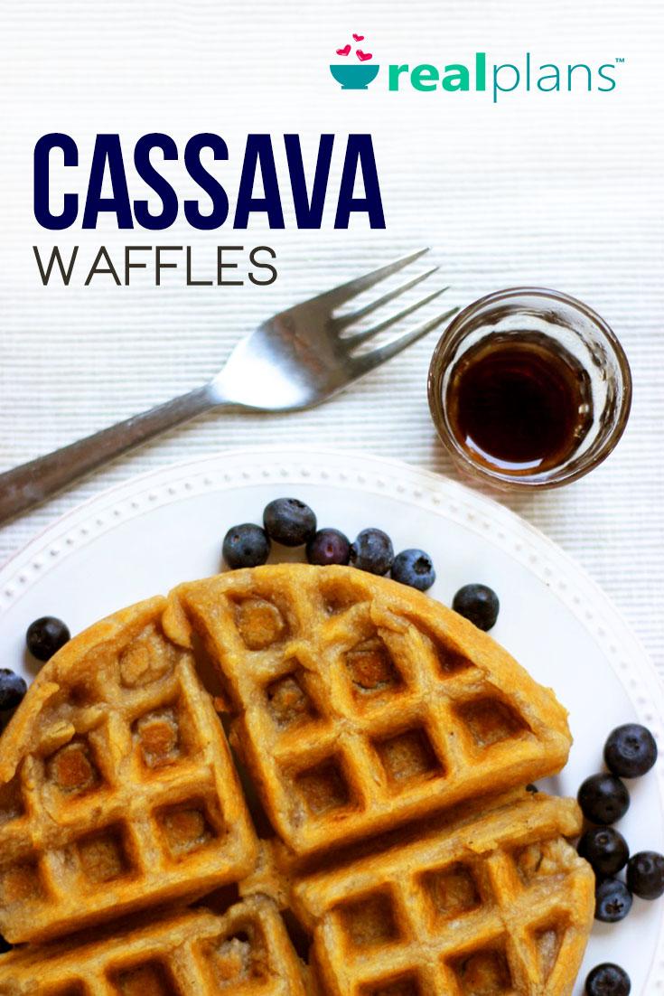Cassava Waffles