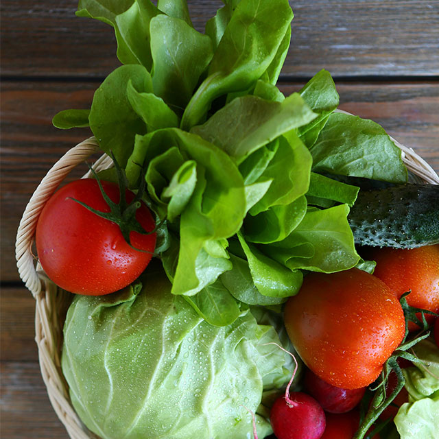 How To Store Vegetables So They're Fresh And Always Fabulous