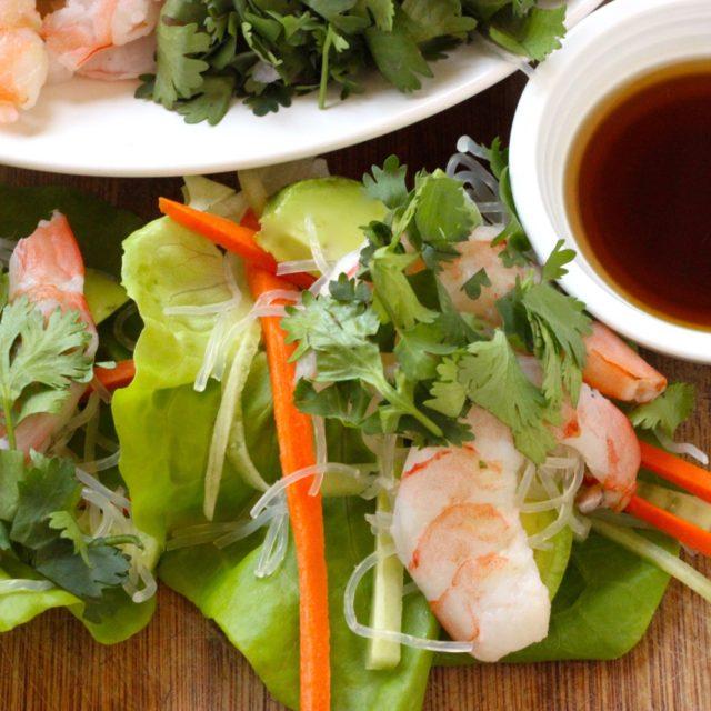 Vietnamese Spring Rolls Recipe | Real Plans