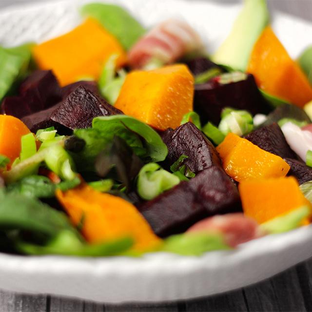 Savory Winter Salad