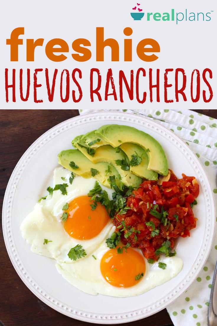 Freshie Huevos Rancheros
