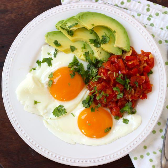 Freshie Huevos Rancheros - Real Plans