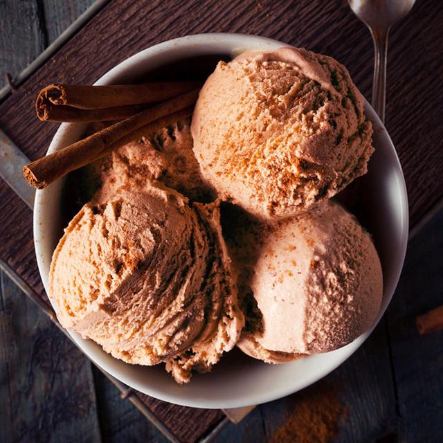 Pumpkin Ice Cream (Keto) - Real Plans