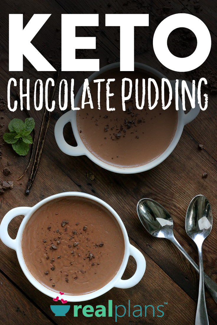 Chocolate Pudding (Keto)