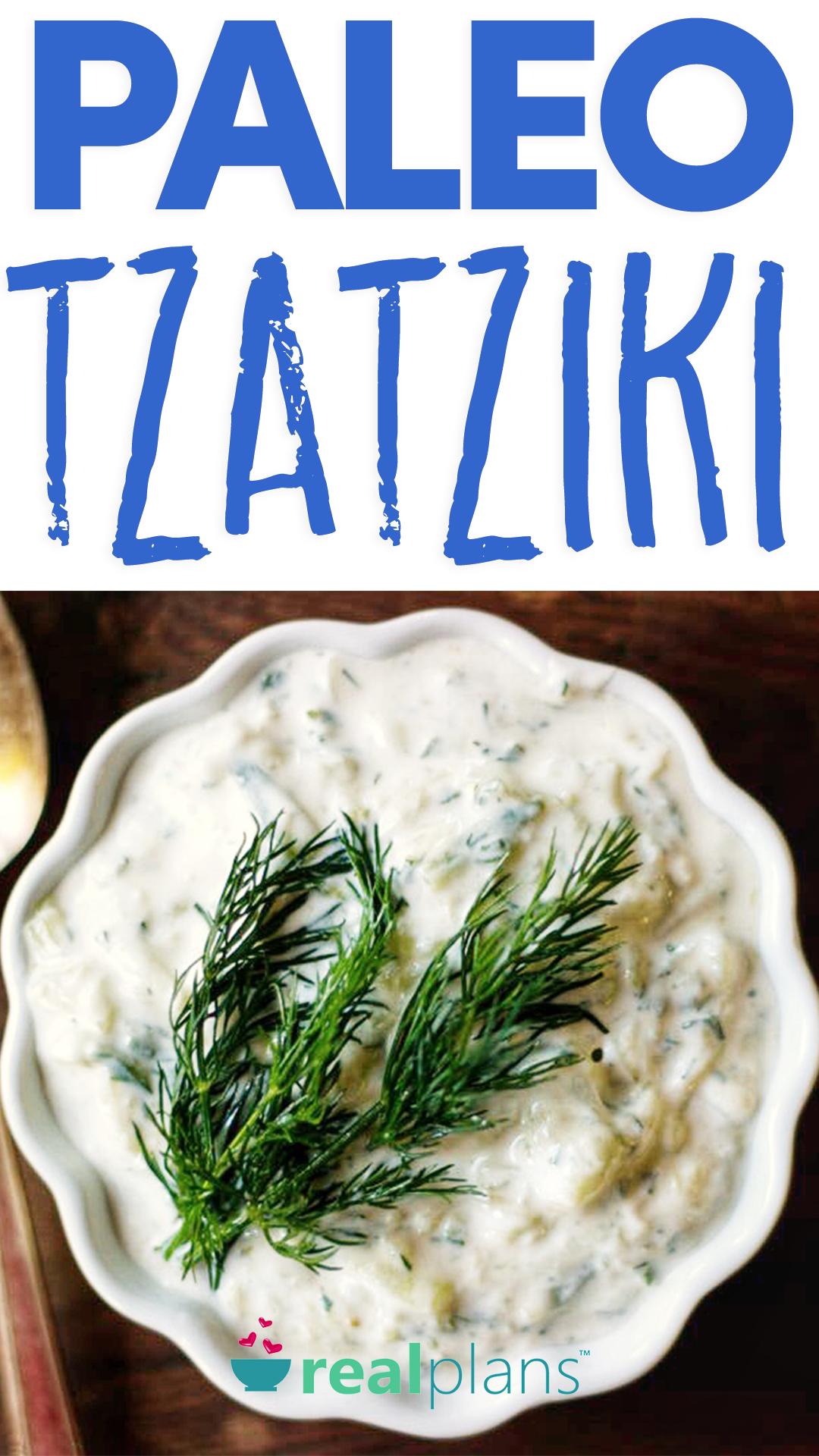 Paleo Tzatziki